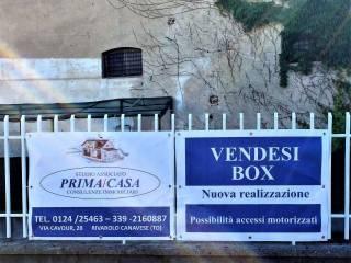 Photo - Car box / Garage via della Lumaca 11, Rivarolo Canavese