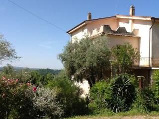 Foto - Terratetto unifamiliare via Circonvallazione, Calcata