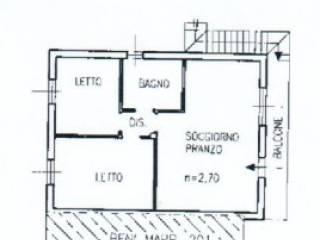 Foto - Appartamento all'asta via Monsignor Paolo Gatti 13, Boffalora d'Adda