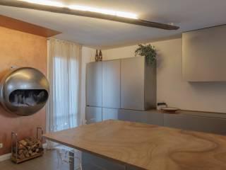Foto - Villa a schiera via Galeazzo degli Orzi 29, Folzano, Brescia