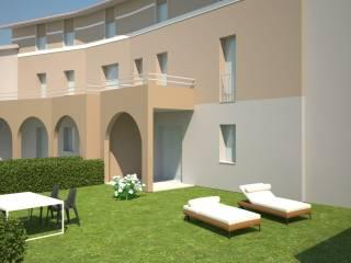 Foto - Villa a schiera 5 locali, nuova, Castelgomberto