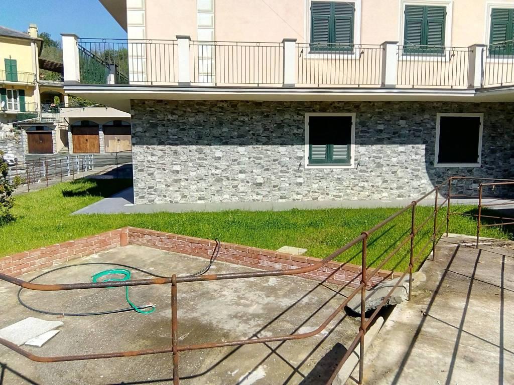 foto Casa Trilocale via Nicola Sturla 43, San Colombano Certenoli
