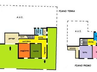 Foto - Villa bifamiliare, ottimo stato, 146 mq, Borgo Montone - San Marco, Ravenna