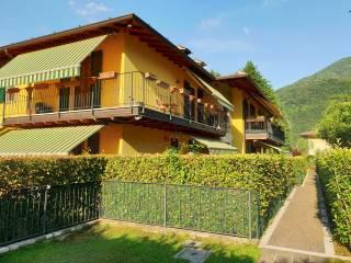 Foto - Villa a schiera via Abruzzi, Cogozzo, Villa Carcina