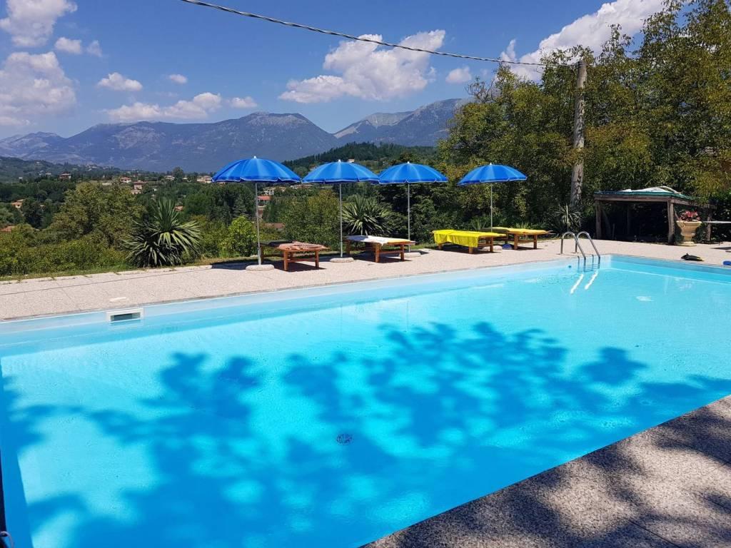 foto  Single family villa via Colle Rasoio 660, Atina