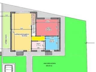 Foto - Villa unifamiliare, nuova, 135 mq, Solza