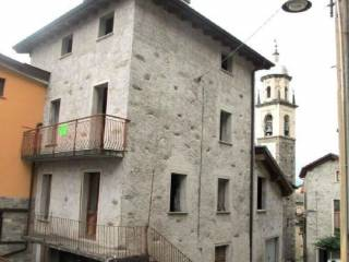 Photo - Single-family townhouse, to be refurbished, Buglio in Monte