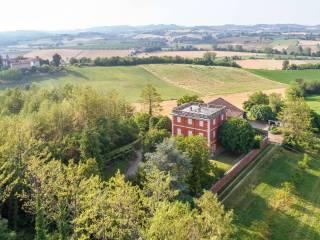 Photo - Single family villa, good condition, 492 sq.m., Camagna Monferrato