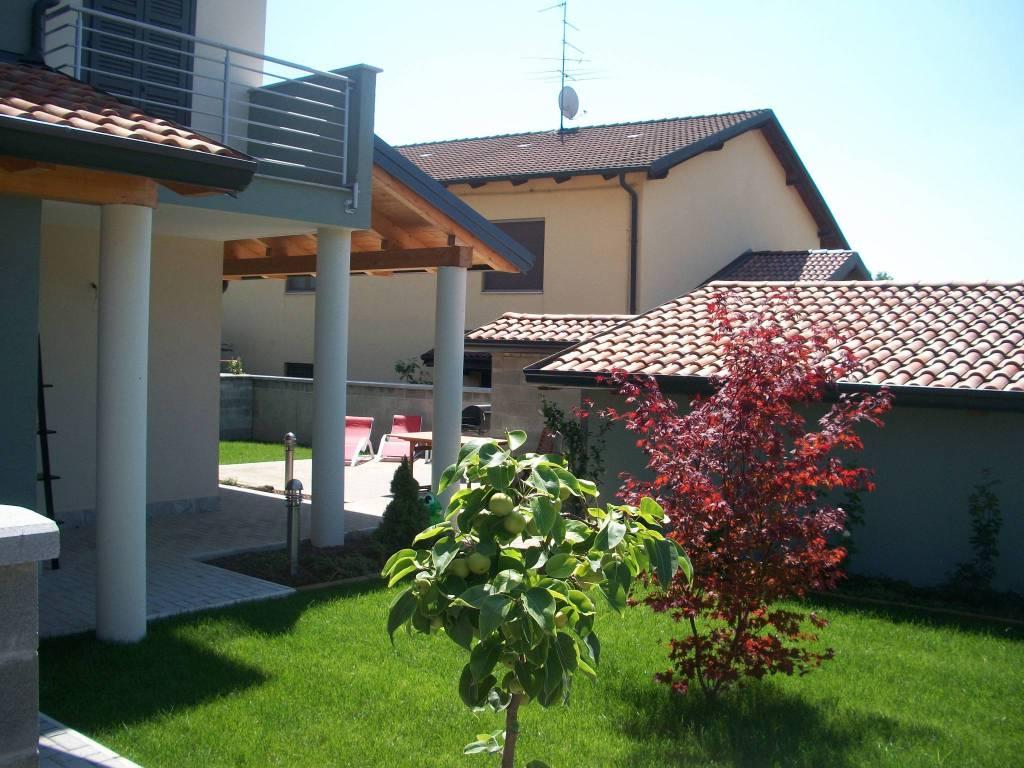 foto vista1 3-room flat via Roma, Casaleggio Novara