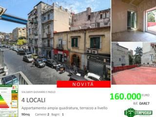 Foto - Quadrilocale via Santi Giovanni e Paolo, 145, San Carlo All'Arena, Napoli