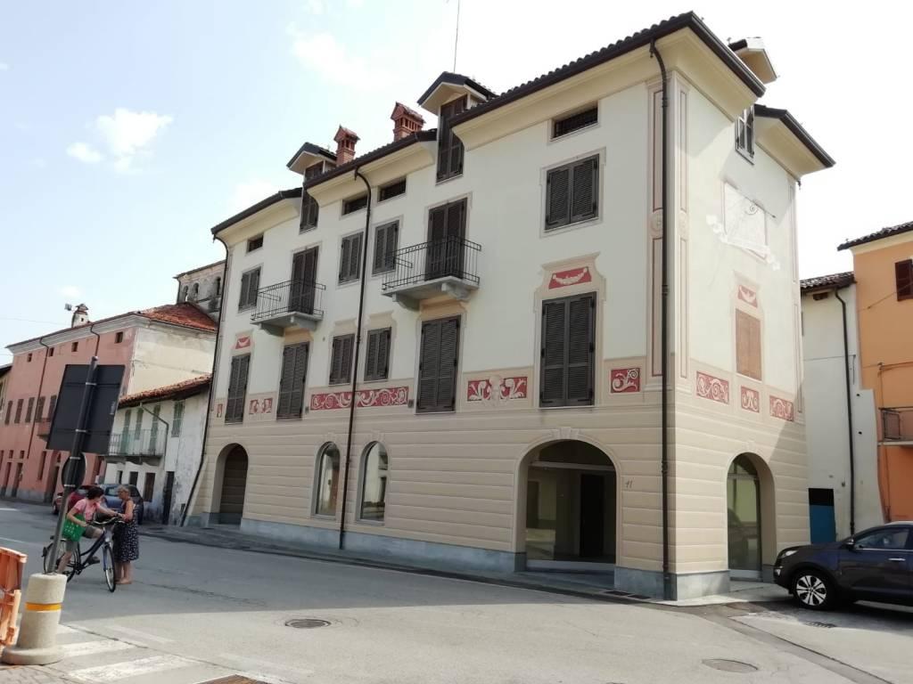 foto  3-room flat new, first floor, Sant'Albano Stura