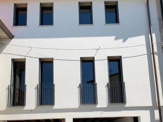 Foto - Villa a schiera via Vigne, Lugo di Vicenza