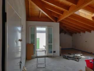 Photo - Attic new, 108 sq.m., Reggiolo