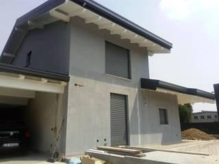 Foto - Villa unifamiliare, nuova, 220 mq, Appiano Gentile