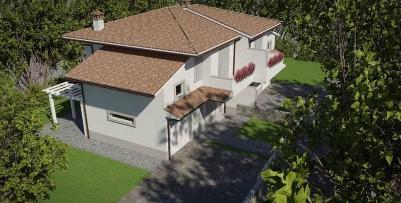 foto  Μονοκατοικία βίλα, νέα, 160 τμ, Carmignano