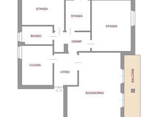 Photo - 4-room flat to be refurbished, third floor, Europa - Novacella, Bolzano