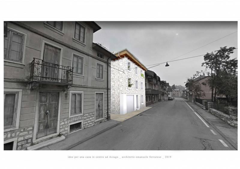 foto  Single-family townhouse via San Carlo, 47, Asiago