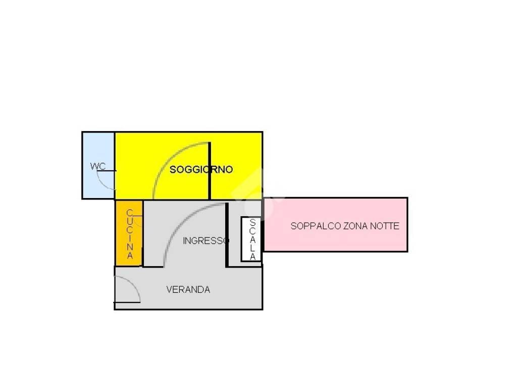foto piantina 20 Γκαρσονιέρα Appartamento via Antonio Anile, Pizzo