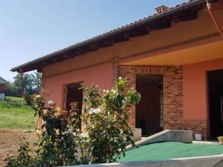 Foto - Villa a schiera 4 locali, nuova, San Damiano d'Asti