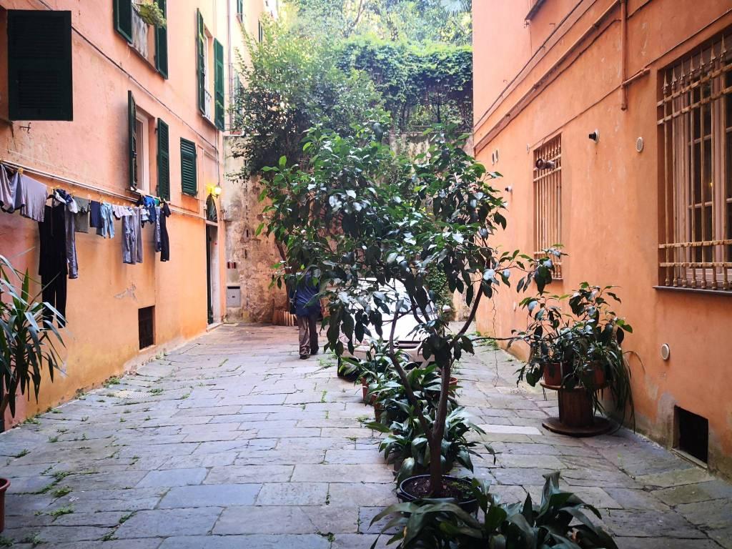 foto  Apartamento via Caffaro, Genova