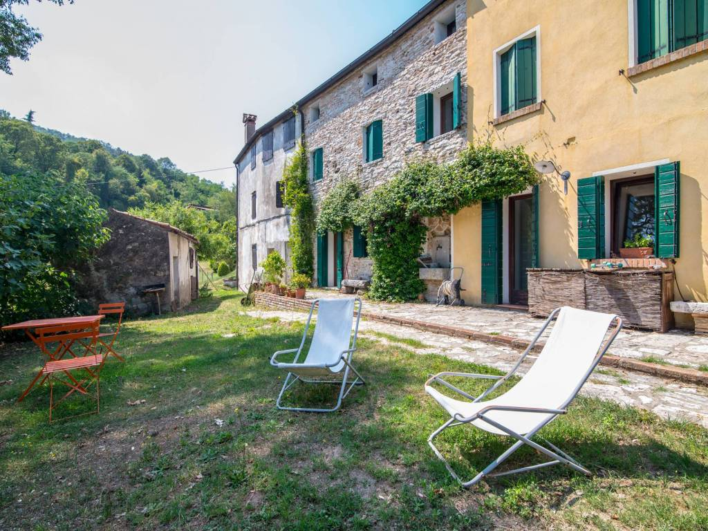 foto  Country house via Euganea  20, Teolo