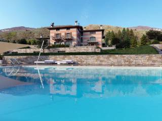 Photo - Terraced house 3 rooms, new, Solto Collina