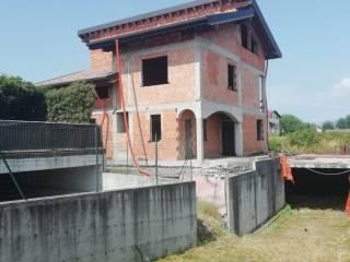 Foto - Villa bifamiliare, nuova, 380 mq, Bulgarograsso