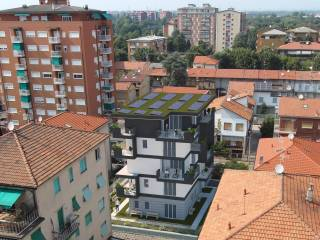 Photo - Penthouse via Adige 15, Cusano Milanino