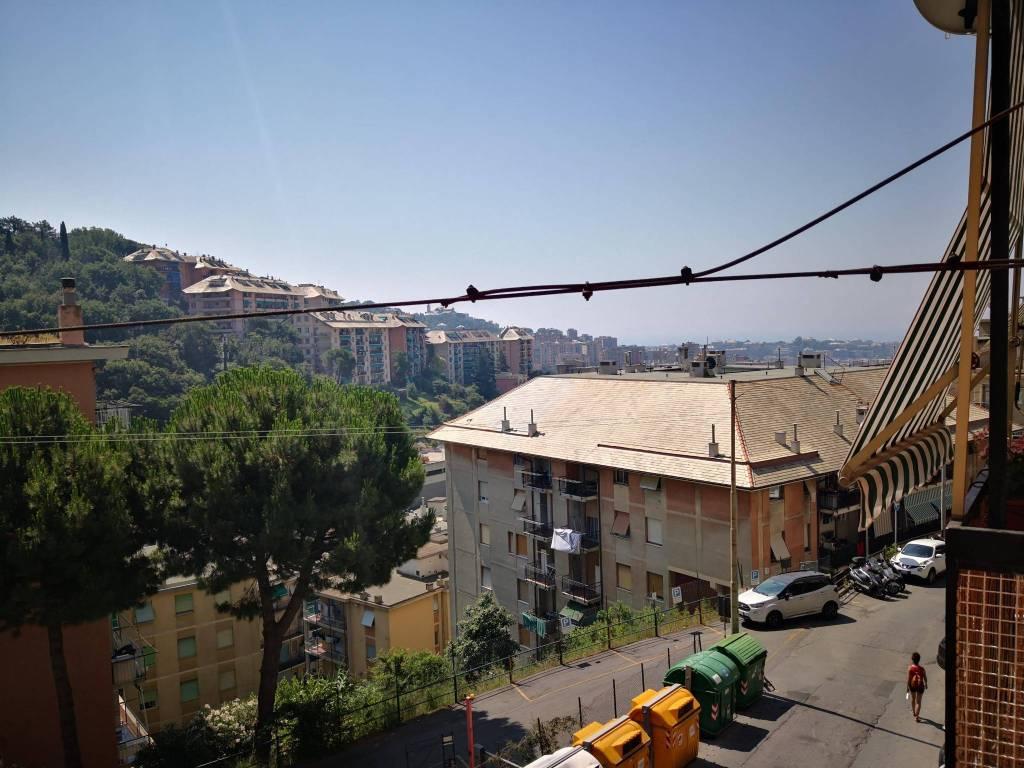 foto  Apartamento T3 via Aurelio Robino, Genova