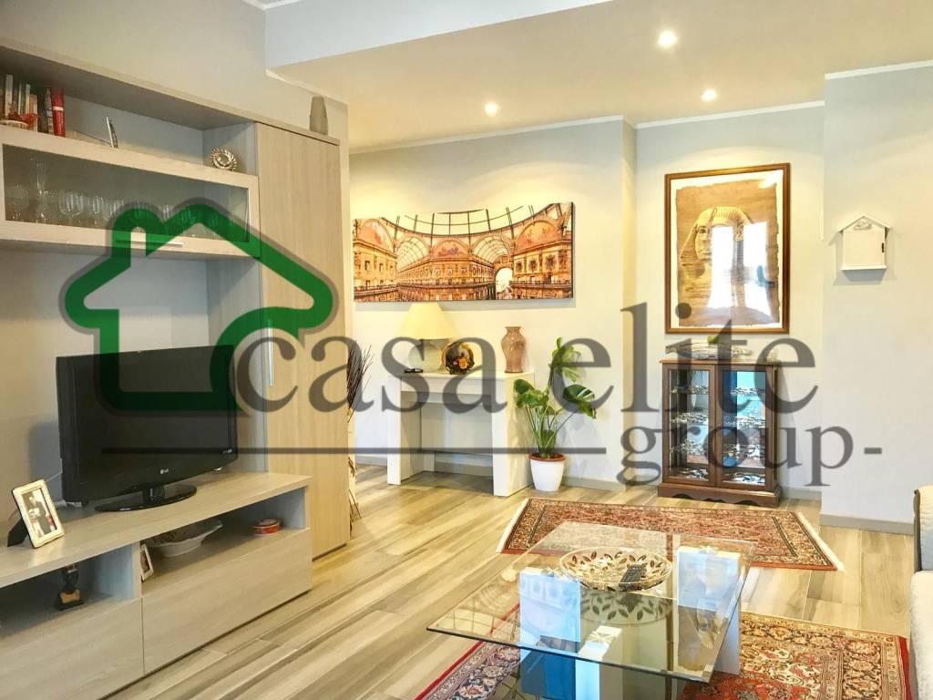 foto soggiorno 3-room flat piazza Giacomo Puccini 16N, Vizzolo Predabissi