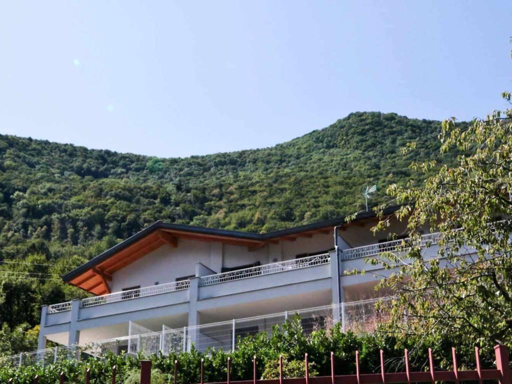 foto esterno Trilocale via Bezzecca, Oliveto Lario