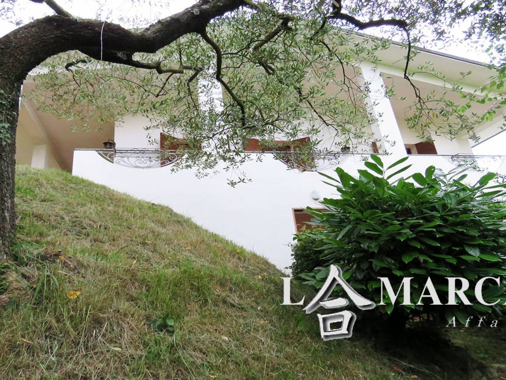 foto Villa singola Villa unifamiliare via Col degli Olivi 6D, Monfumo