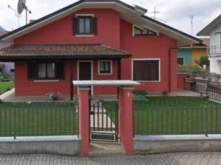 Foto - Villa all'asta via Frassati 4, Borgo San Dalmazzo