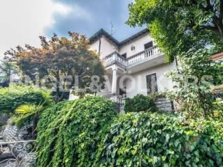 Photo - Single family villa, to be refurbished, 196 sq.m., Villa Aprica, Como