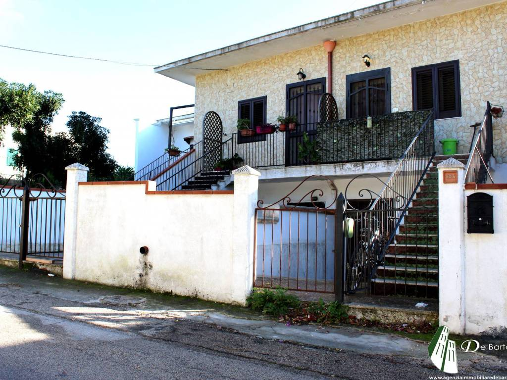 foto FACCIATA Appartamento in villa via Lido Gandoli, Leporano