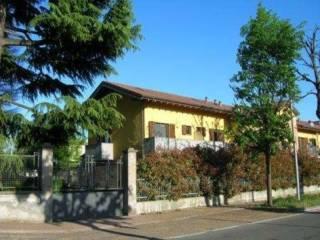 Foto - Villa a schiera via Legnano, Marnate
