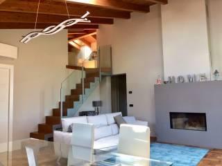 Photo - Penthouse good condition, 188 sq.m., Ospizio - San Maurizio, Reggio Emilia