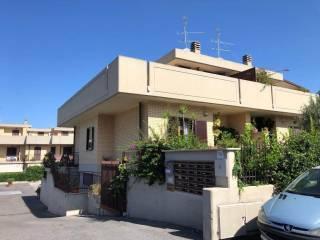 Foto - Villa a schiera via Giuseppe Moneti, Massimina, Roma