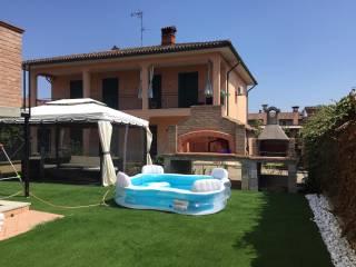 Foto - Villa a schiera vicolo Cantone Fermo 3, Filighera