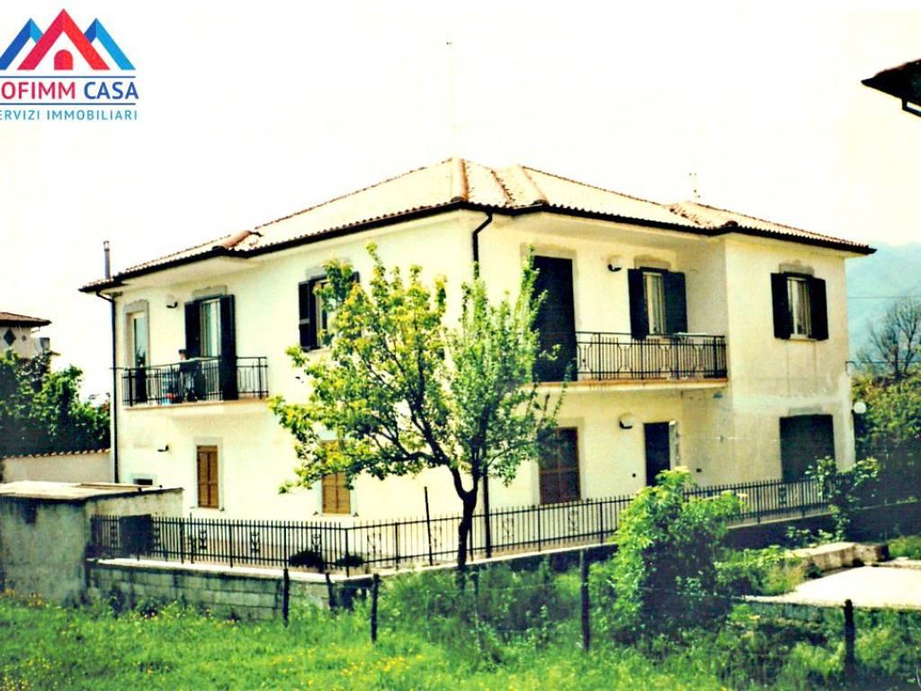 foto facciata 3-room flat via Sant'Ippolito 32A, Sora
