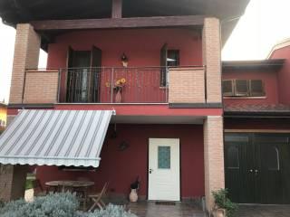 Foto - Villa bifamiliare via Giuseppe Verdi, Fiesco