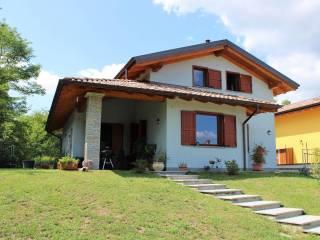 Foto - Villa unifamiliare, nuova, 250 mq, Paruzzaro