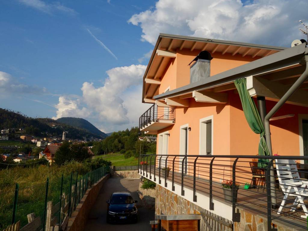 foto Esterno Villa unifamiliare Località Vigo, Baselga di Pinè