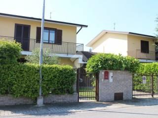 Photo - Terraced house via Giosuè Carducci 5, Arzago d'Adda
