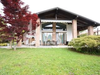 Foto - Villa unifamiliare via cesare cantu, Paderno d'Adda