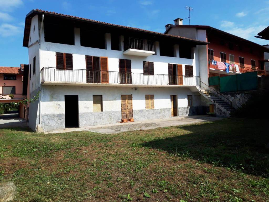 foto 1 Detached house via Palestro 9, Cossano Canavese
