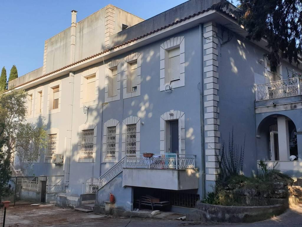 foto PROSPETTO Villa plurifamiliare via Ugo Betti, Palermo