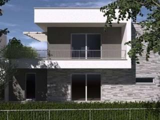 Photo - Single family villa, new, 160 sq.m., Fenegrò