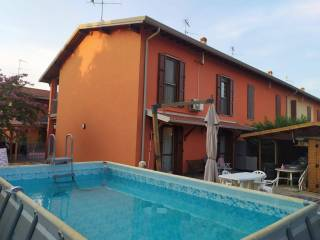 Photo - Terraced house 5 rooms, excellent condition, Goito