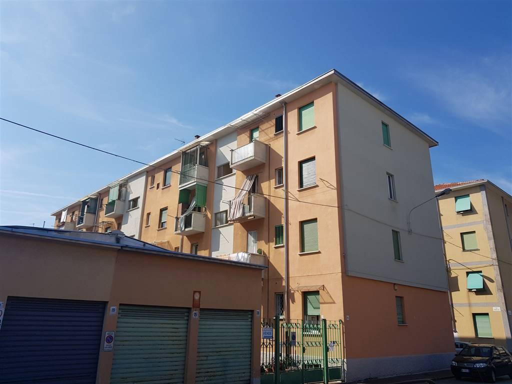 foto esterno Trilocale via Toscana, Biella